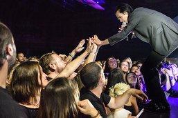 Nick Cave a fait battre jeudi le coeur de Montreux