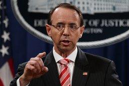 Ingérence russe: douze espions russes inculpés pour piratage