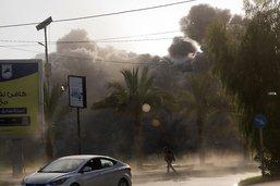 Cessez-le-feu entre Israël et groupes armés de Gaza