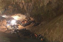 Grotte thaïlandaise: immunité pour les plongeurs australiens