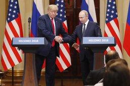 Mansuétude de Trump envers Poutine, tollé à Washington