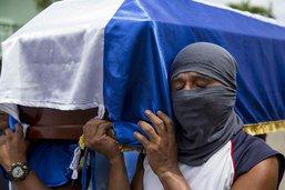 Les pressions s'intensifient sur le président du Nicaragua