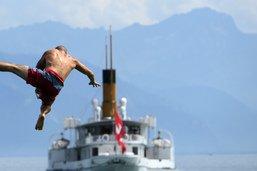 Les usagers du lac Léman doivent veiller au passage des bateaux