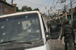 """L'échec de la """"pacification"""" des favelas bientôt à l'écran"""