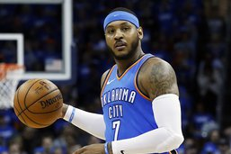 Carmelo Anthony: la route de Houston passse par Atlanta