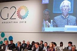Le G20 veut plus de dialogue sur les questions commerciales