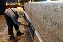 Norsk Hydro plombé par le Brésil au 2e trimestre