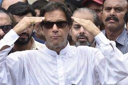 Imran Khan revendique la victoire aux législatives pakistanaises