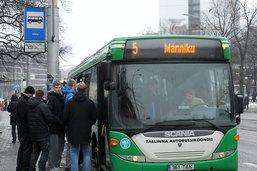 Bus gratuits sur l'ensemble de l'Estonie, une première européenne