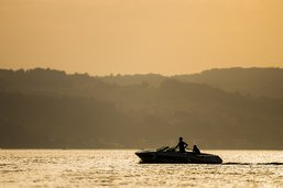 Lac de Zurich: baignade endeuillée au large de Thalwil (ZH)