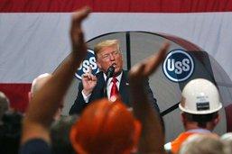 USA: la croissance bondit au 2e trimestre, au plus haut en 4 ans