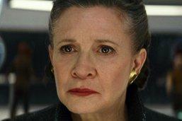"""Retour posthume de Carrie Fisher dans le prochain """"Star Wars"""""""