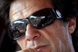 Le parti d'Imran Khan entame des pourparlers de coalition