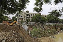 Des pluies torrentielles tuent 49 personnes en Inde