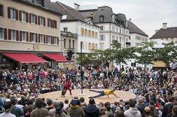 La Plage des Six Pompes pour six jours à La Chaux-de-Fonds