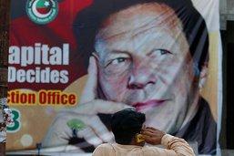 Pakistan: le parti d'Imran Khan assure pouvoir former une coalition