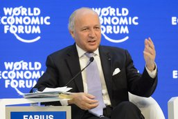 Lafarge en Syrie: l'ex-chef de la diplomatie française ignorait