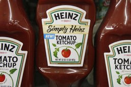 Kraft Heinz (Ketchup) se met aux emballages recyclables