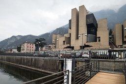 Le casino de Campione d'Italia est fermé depuis vendredi