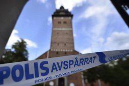 Deux hommes dérobent des bijoux royaux en Suède