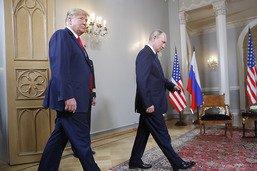 """Trump appelle son Attorney General à mettre fin à """"l'enquête russe"""""""