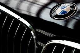 BMW: les investissements plombent le bénéfice net au 2e trimestre