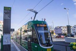 Usure inattendue des rails des trams à Bâle