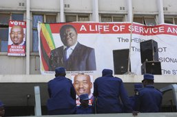 Zimbabwe: Mnangagwa élu président, l'opposition conteste