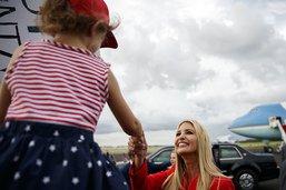 Ivanka Trump rompt (en douceur) avec son père sur la politique migratoire et la presse