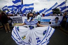 Manif de soutien aux médecins licenciés par Managua