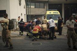 Incendie au Portugal: plus de 1150 pompiers mobilisés