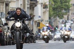"""""""Mission Impossible"""" campe en tête du box-office nord-américain"""
