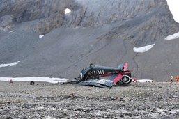 Accident de Ju-Air: épave dégagée et corps récupérés
