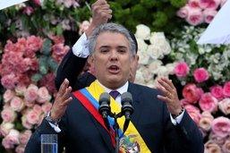 """Colombie: le président Duque annonce des """"correctifs"""" à l'accord avec les FARC"""