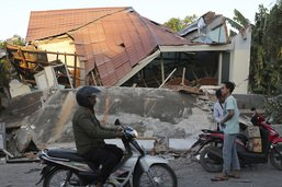 Le bilan du séisme à Lombok monte à 131 morts, plus de 156'000 déplacés