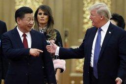 Chine: léger recul de l'excédent commercial avec les USA en juillet
