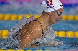 Le bronze pour Maria Ugolkova sur 200 m quatre nages