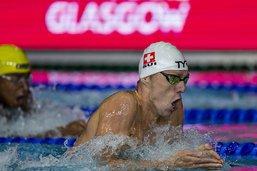 Jérémy Desplanches seulement 17e sur 400 m 4 nages
