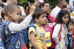 Les Alémaniques reprennent le chemin de l'école dans 12 cantons