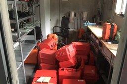 Vol d'appareils de mesure dans une entreprise à Thusis (GR)