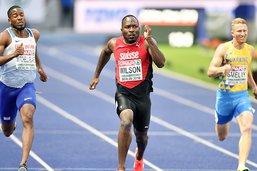 Wilson en bronze sur 200 m