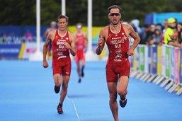 Médaille d'argent par équipes mixtes pour la Suisse