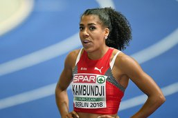 Kambundji 4e sur 200 m, comme sur 100 m