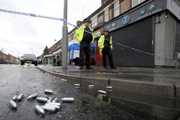Dix personnes ont été blessées dans une fusillade à Manchester