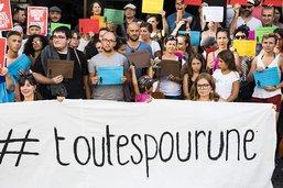 Des rassemblements contre la violence dans plusieurs villes suisses