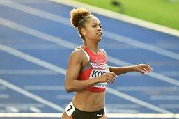 4x100 m: Les Suissesses en finale