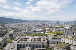 Les villes oeuvrent à une densification de qualité