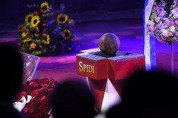 Le Cirque Knie a rendu un dernier hommage à son clown Spidi