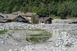 Un an après, aucune trace des victimes de l'éboulement à Bondo (GR)