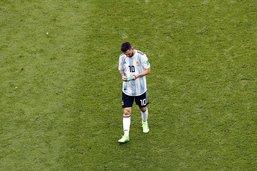 Argentine: Messi vers un break en sélection jusqu'à fin 2018